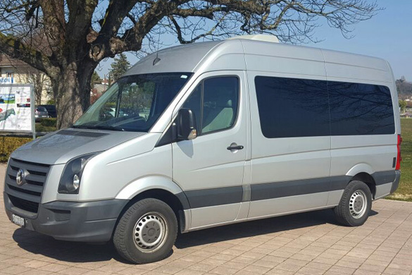 Minibus (11 places)